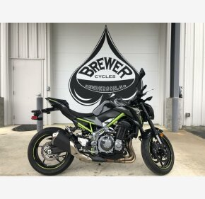 2017 Kawasaki Z900 for sale 200733051