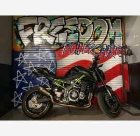 2017 Kawasaki Z900 for sale 200784050