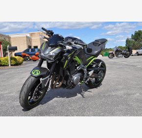 2017 Kawasaki Z900 for sale 200974533