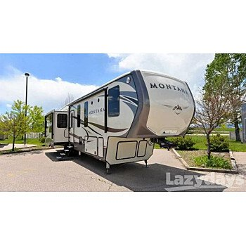 2017 Keystone Montana for sale 300112440