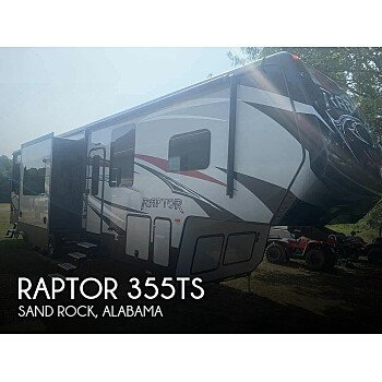 2017 Keystone Raptor for sale 300245301