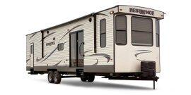 2017 Keystone Residence 406FB specifications