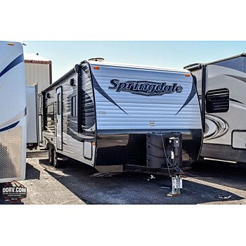 2017 Keystone Springdale for sale 300170294