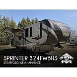 2017 Keystone Sprinter for sale 300196097