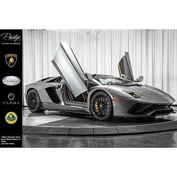 2017 Lamborghini Aventador S Coupe for sale 101175631