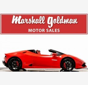 2017 Lamborghini Huracan LP 610-4 Spyder for sale 101225715