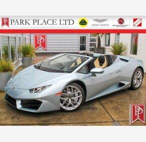 2017 Lamborghini Huracan for sale 101274530