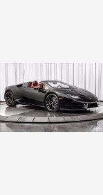 2017 Lamborghini Huracan LP 580-2 Spyder for sale 101409396