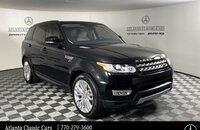 2017 Land Rover Range Rover Sport for sale 101316529