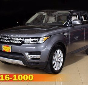 2017 Land Rover Range Rover Sport for sale 101366186