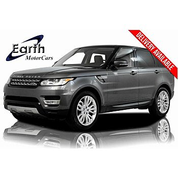 2017 Land Rover Range Rover Sport for sale 101370179