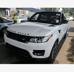 2017 Land Rover Range Rover Sport for sale 101380810