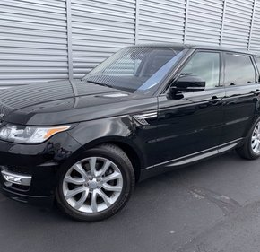 2017 Land Rover Range Rover Sport for sale 101384761