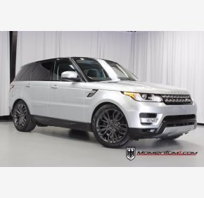 2017 Land Rover Range Rover Sport HSE for sale 101409479