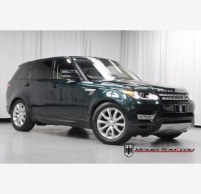 2017 Land Rover Range Rover Sport HSE for sale 101409486