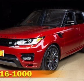 2017 Land Rover Range Rover Sport for sale 101426036