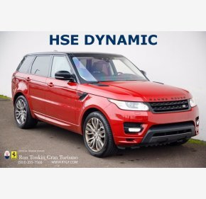 2017 Land Rover Range Rover Sport for sale 101428282
