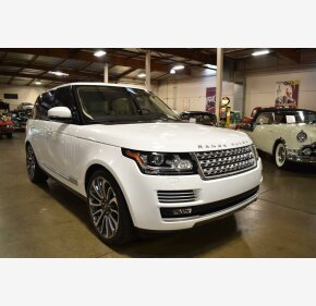 2017 Land Rover Range Rover for sale 101240362