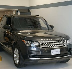2017 Land Rover Range Rover for sale 101189494