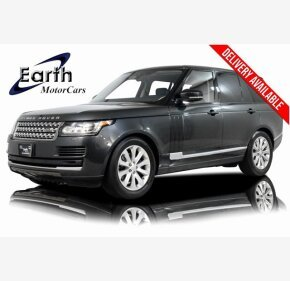 2017 Land Rover Range Rover HSE for sale 101370712