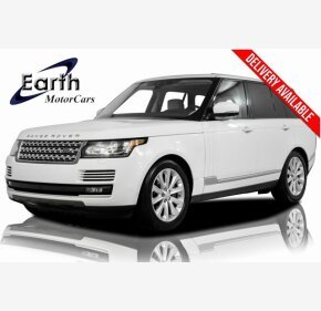 2017 Land Rover Range Rover for sale 101372389
