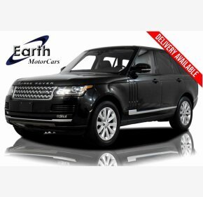 2017 Land Rover Range Rover HSE for sale 101390115