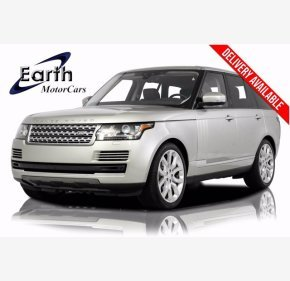 2017 Land Rover Range Rover HSE for sale 101399989