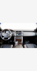 2017 Land Rover Range Rover for sale 101406057