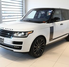 2017 Land Rover Range Rover HSE for sale 101455372