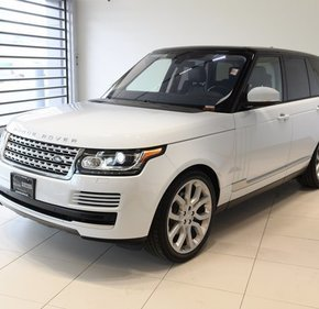 2017 Land Rover Range Rover HSE for sale 101455374