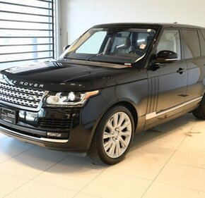 2017 Land Rover Range Rover HSE for sale 101457996
