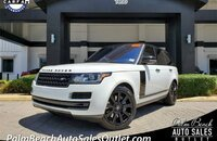 2017 Land Rover Range Rover for sale 101476889
