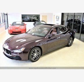 2017 Maserati Ghibli S w/ Luxury Package for sale 101304956