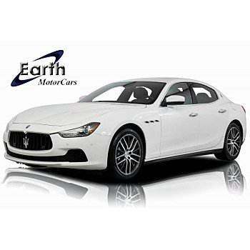 2017 Maserati Ghibli for sale 101325920