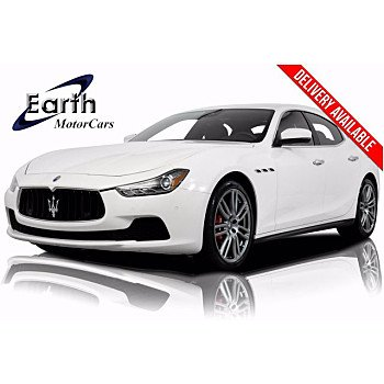 2017 Maserati Ghibli S for sale 101332292