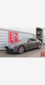 2017 Maserati Ghibli S Q4 w/ Luxury Package for sale 101333401