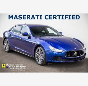 2017 Maserati Ghibli S for sale 101337179
