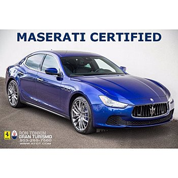 2017 Maserati Ghibli S for sale 101337179