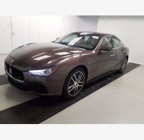 2017 Maserati Ghibli S for sale 101347982
