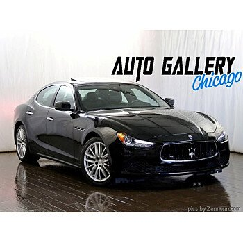 2017 Maserati Ghibli for sale 101367272