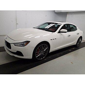2017 Maserati Ghibli S Q4 for sale 101373724