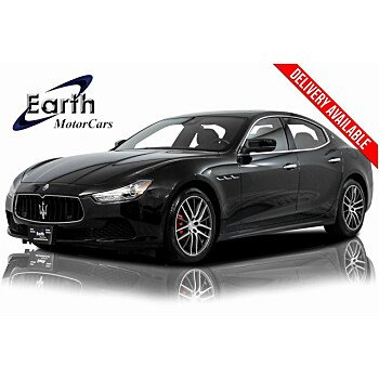 2017 Maserati Ghibli S Q4 for sale 101377186