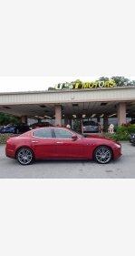 2017 Maserati Ghibli for sale 101378608