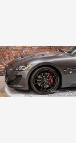 2017 Maserati GranTurismo Coupe for sale 101335702