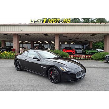 2017 Maserati GranTurismo for sale 101529007