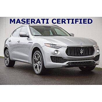 2017 Maserati Levante w/ Sport Package for sale 101073779