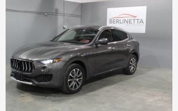 2017 Maserati Levante w/ Luxury Package for sale 101094046