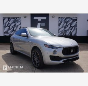 2017 Maserati Levante w/ Sport Package for sale 101096630