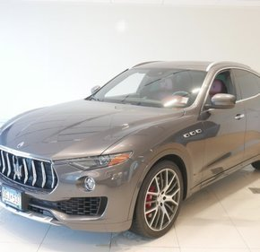 2017 Maserati Levante S w/ Luxury Package for sale 101219127