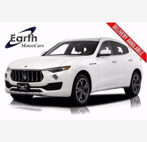 2017 Maserati Levante for sale 101396652